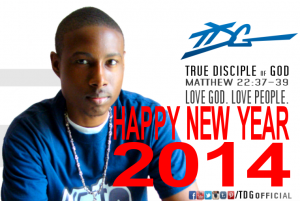 TDGofficial HappyNewYear 2014